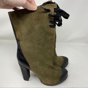 Kelsi Dagger Suede Boots